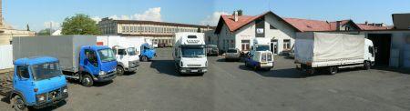 Autorenova Žatec - sídlo firmy