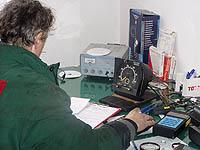 Kontrola tachografů